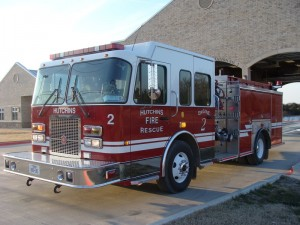 City of Hutchins Fire and Rescue